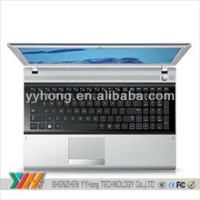 15.6 inches laptop 500GB HDD Notebook Laptop Core I3 notebook pc