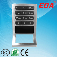 Top quality smart design electronic rfid locker lock for hotel,gym,sauna