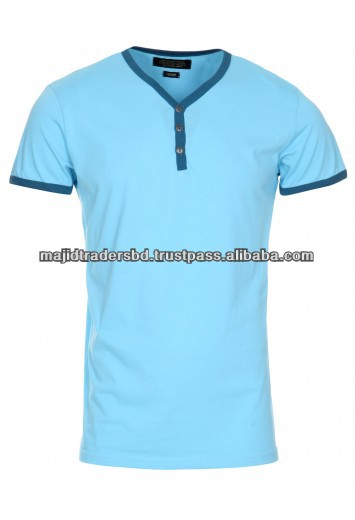 fashionable and comfortable export quality t-shirt for summer