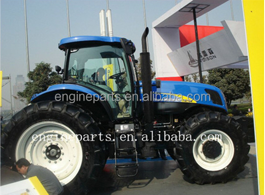 shanghai new holland tractor