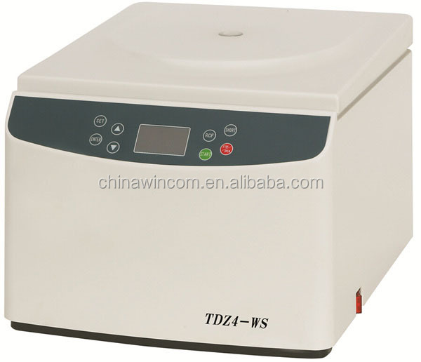 Laboratory Low Speed Centrifuge Device from China Wincom TDZ4-WS