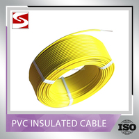 High quality insulated PVC electric cable - single core 1.0A