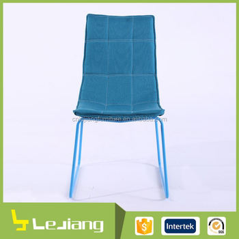 luxury armless dining hotel chair