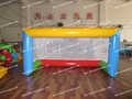 High quality inflatable goals, inflatable water polo games