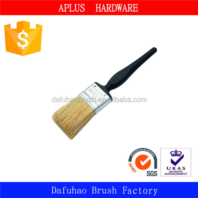 Europe paint brush/ wall paint bristles brush/colorful paint brush roller