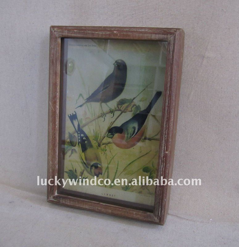 ready made painted handmade wooden picture frames