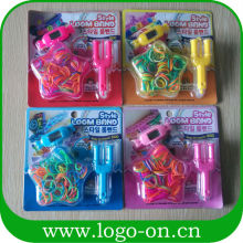 Crazy Fun Cheap Mixed rubber loom bands, crazy rubber loom band watch