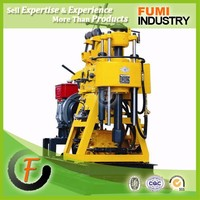 Trustworthy China Supplier Special Recommend Most Popular Competitive Price Borehole Water Well Drilling Machine