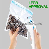 YL-271-5, Vacuum bag/plastic bag/freezing bag/zipper bag/, Reusable and keep food fresh & healthy