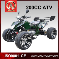 JLA-13A-08 200cc kids 50cc atv 250cc sport atv racing quad loncin atv whole sale in Dubai single cylinder