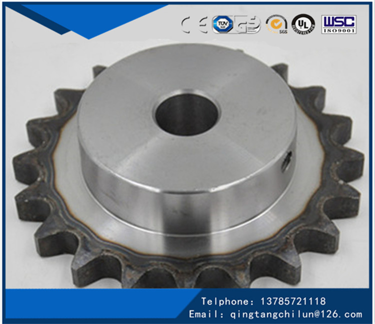 Industrial off road sprockets