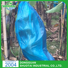 Factory Eco-Friendly Plastic Banana Bunch Cover With Pesticide Treatment