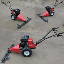 orchard weeds cutting cheap gasoline Lawn Mower machine/lawn mower parts