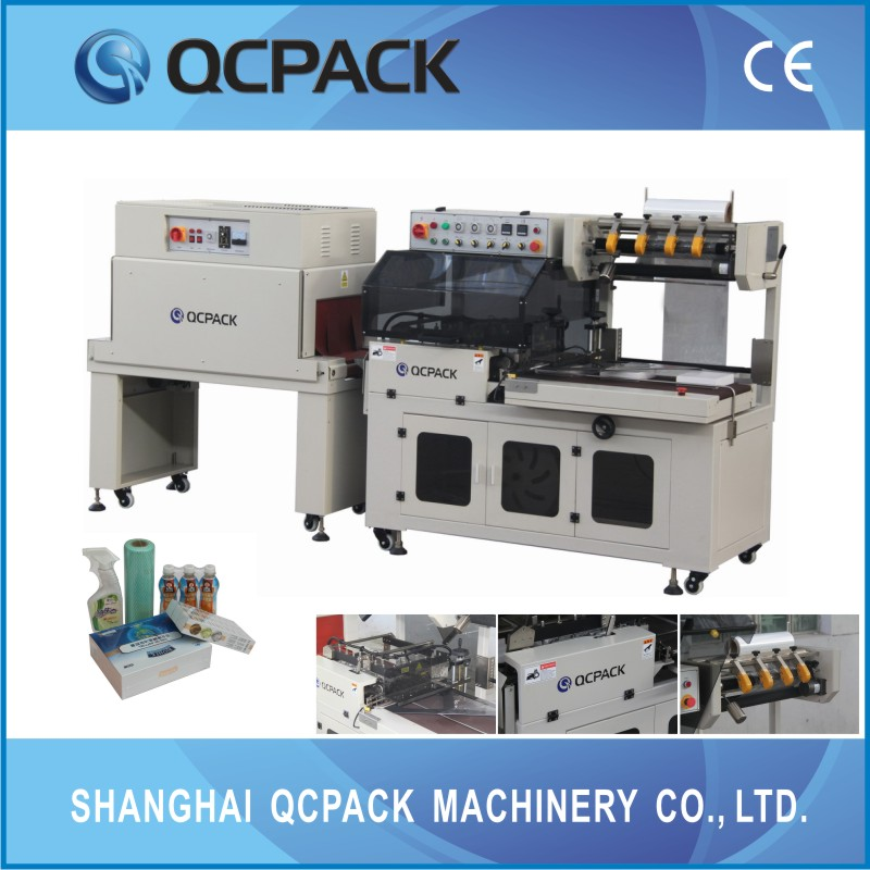 Automatic Coffee Box L Type Shrink Overwrapping Machine
