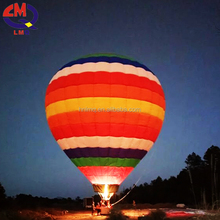 Inflatable flying hot air balloons for business advertising