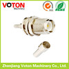 RP TNC female connector (male Pin) BKD crimp for LMR100 tnc connector and terminals