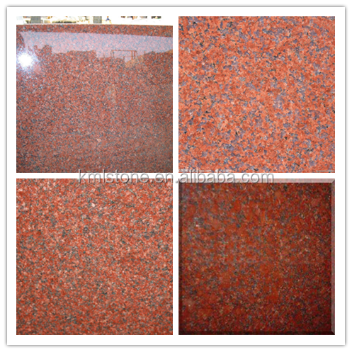 Indian Ruby Red Imperial Red Granite
