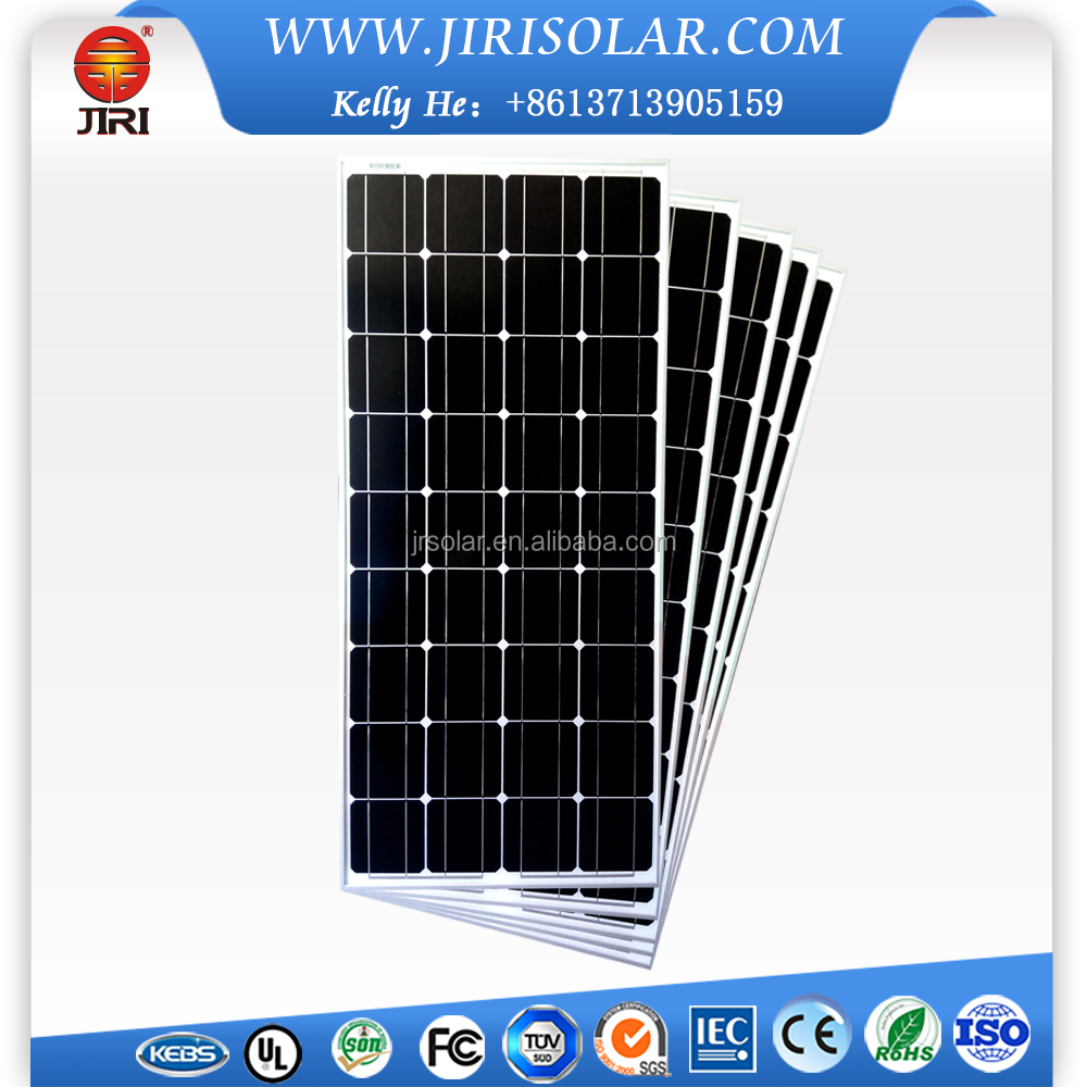 Shenzhen Photoelectric Best Price Power 100W Solar Panel China
