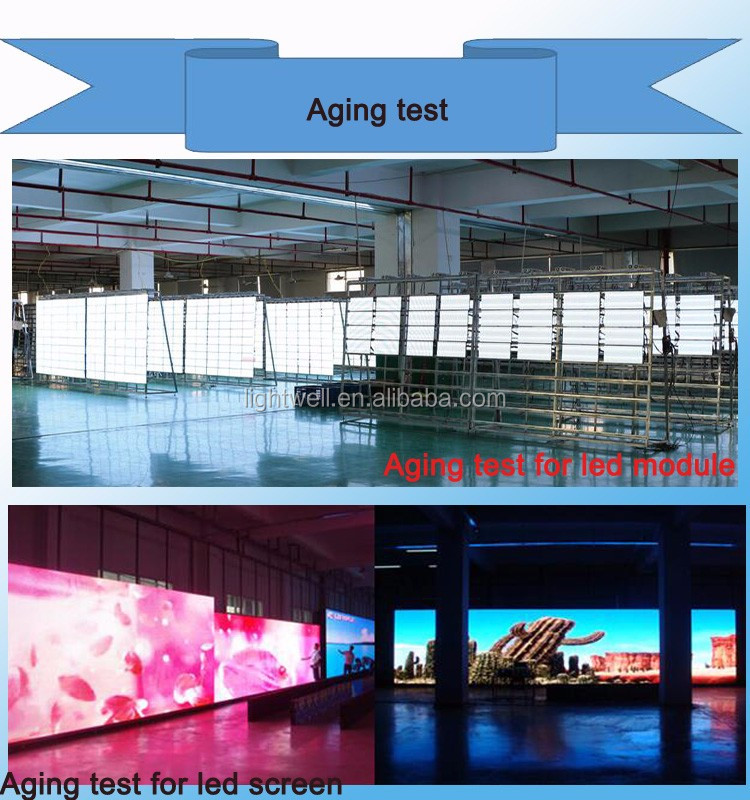 P5 Indoor Usage and Full Color Tube Chip Color Led Video Wall Panel