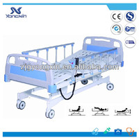 Three-function electric furniture polisher hospital bed for sale