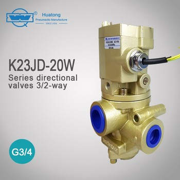 k23jd-20w 3/2-ways pust environment cost-effective poppet valves