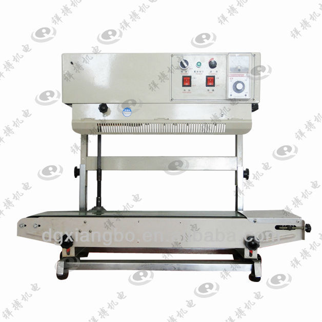 FR-900V Vertical Stand Continous Band Sealer
