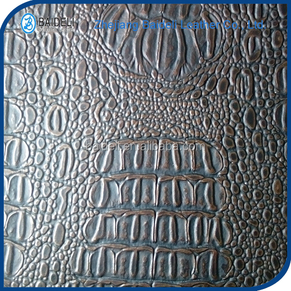Textiles Leather Products Pvc Artificial Leather