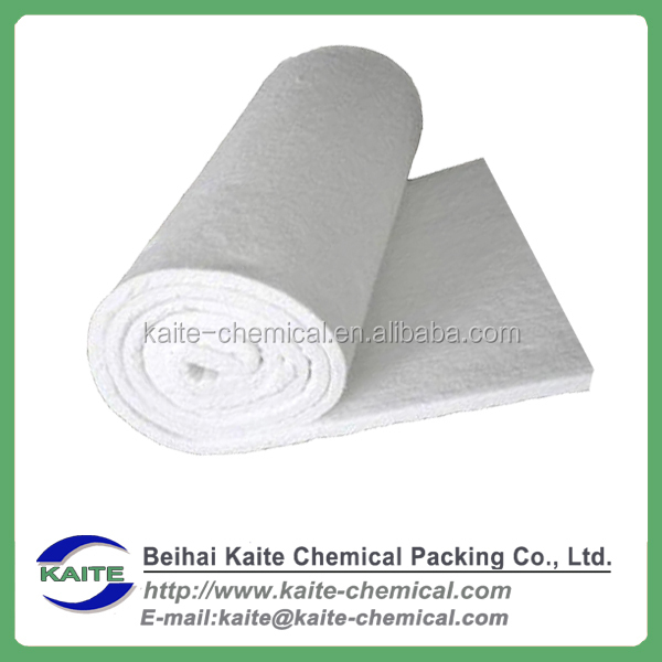Aluminum foil insulation aluminum silicate acupuncture blanket for boiler insulation