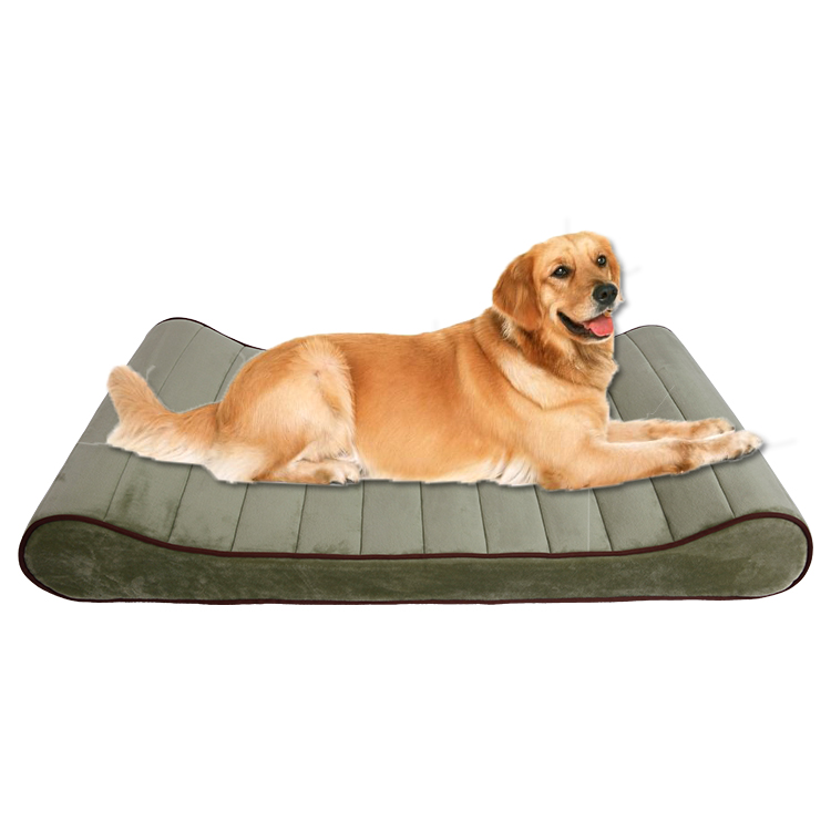 Padded Pet Bolster best dog Bed Pet Mats