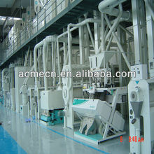 Automatic Complete Set Rice Mill Machine