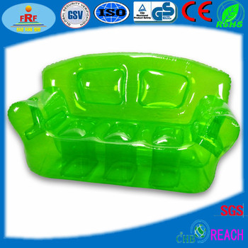 Inflatable Loveseat Inflatable Double Sofa Chair