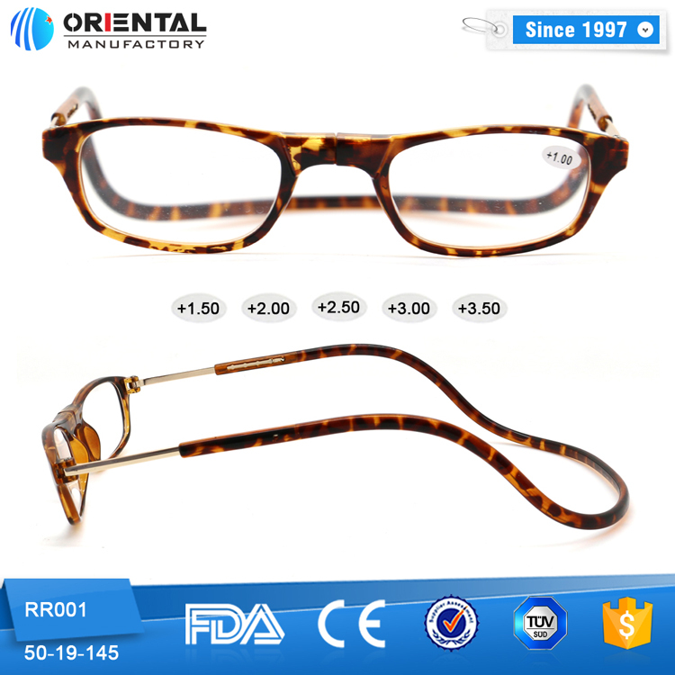 Glasses Frame Manufacturing Process : 2016 High Quality Plastic Frames Magnetic Reading Glasses ...