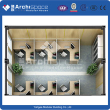 prefabricated office with prefabricated house panels