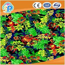China factory outlet direct galaxy printed fabric spun rayon fabric