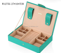 W1275G-1 Wholesale Alibaba Stackable Trinket Box Cardboard Packaging Cosmetic Box Jewelry Storage Box
