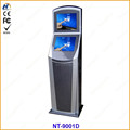 19'' Dual Touch Screen Kiosk