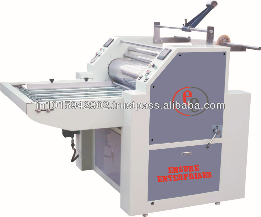 cold thermal lamination machine manufacturers in India