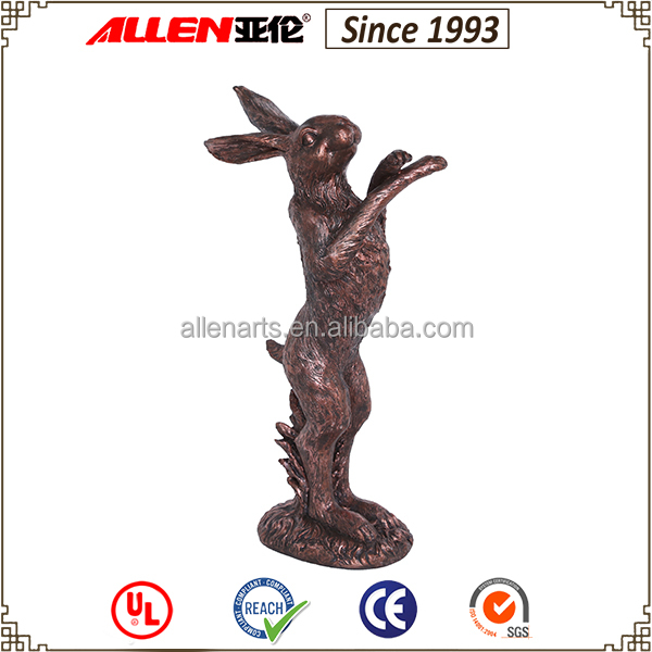 Home decoration cheapest wholesale standing hare products