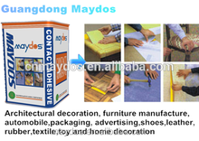 Maydos Chloroprene rubber super glue for leather