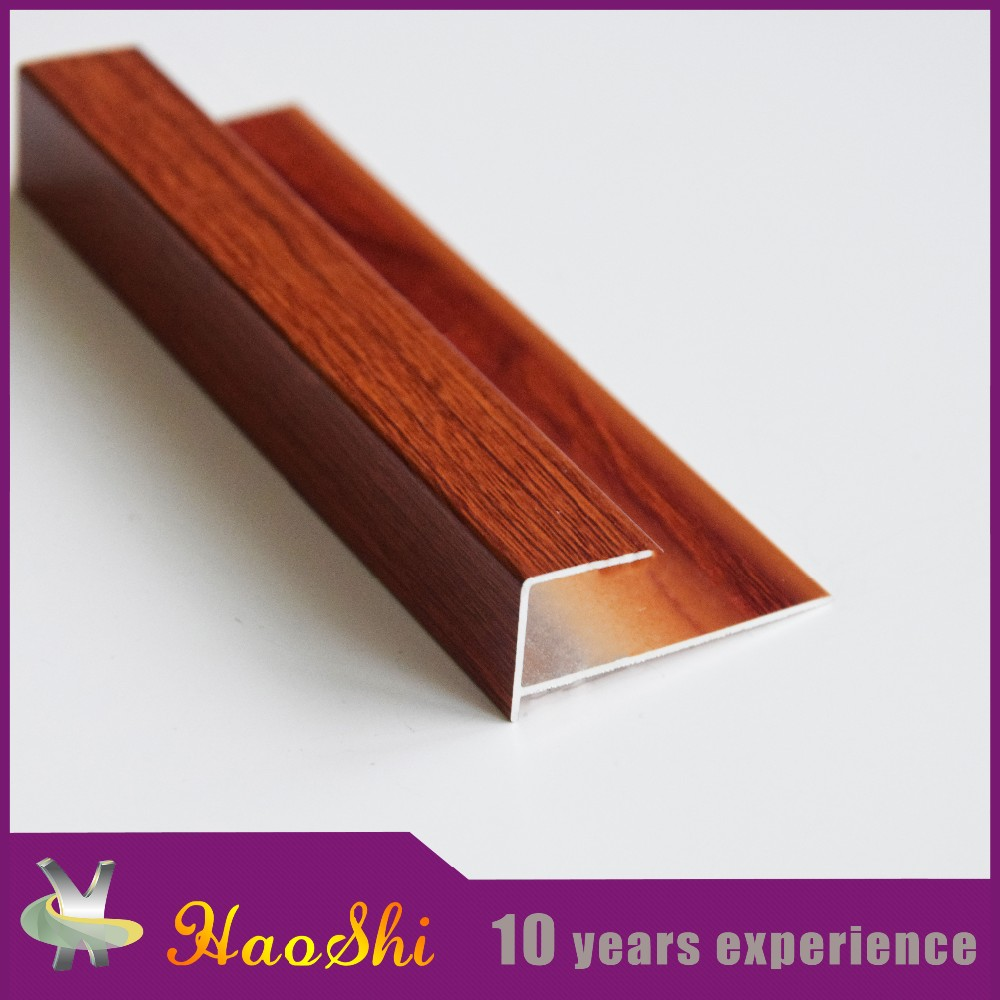 luxury house design Extrusion aluminum ceramic tile corner trim