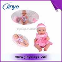 14-inch full silicone reborn baby doll wholesale baby dolls for sale