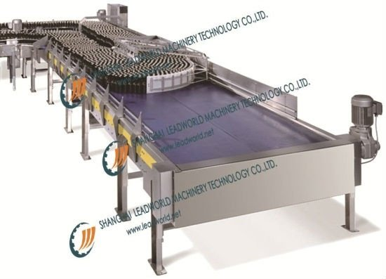 OEM Bottle Collecting Table Machine