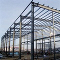 Multi- storey Prefabricated Steel Office Block building export to european countries