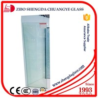China Factory Heat Strengthened Glass With