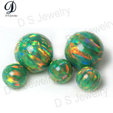 High quality ball shape opals stone
