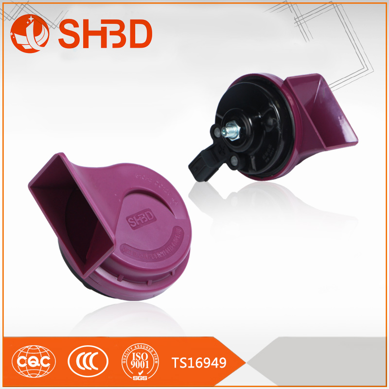shbd chinese motorcycle horn motor for Buick excelle