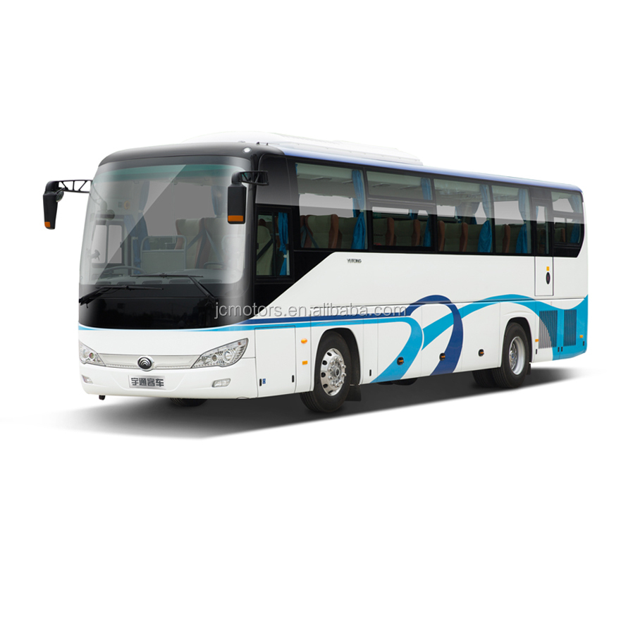 Hot Sellig Yutong bus prices 50 seater bus ZK6119H Coach bus for Sale