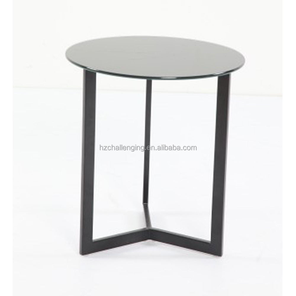 T021 Table top glass support