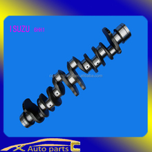 Crankshaft for isuzu genuine parts 6hh1 engine