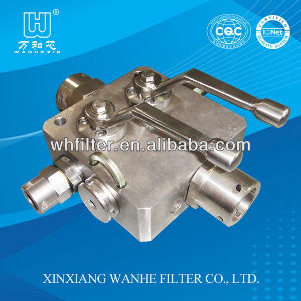 Back flush filter for coal mine from Henan xinxiang wanhe filter